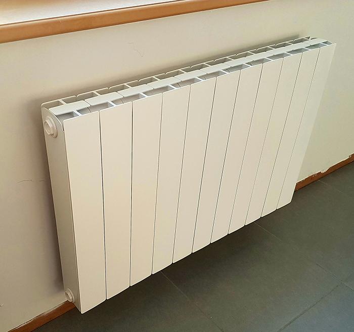 Remplacement Accu par radiateur Conforthec