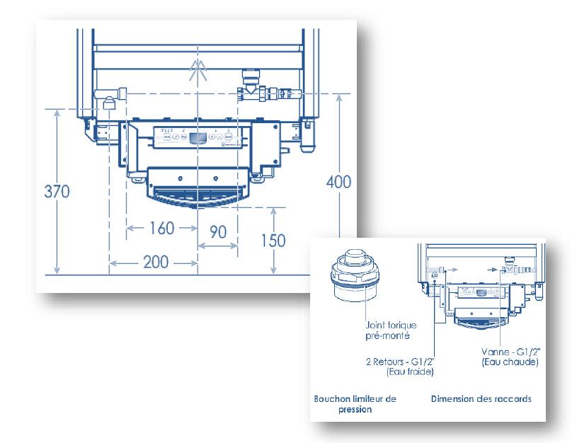 sierra-blh-dimensions-raccordement