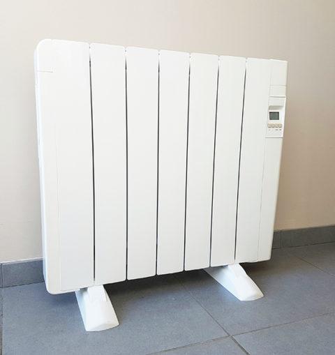 Radiateur Java 1200 watts sur pieds